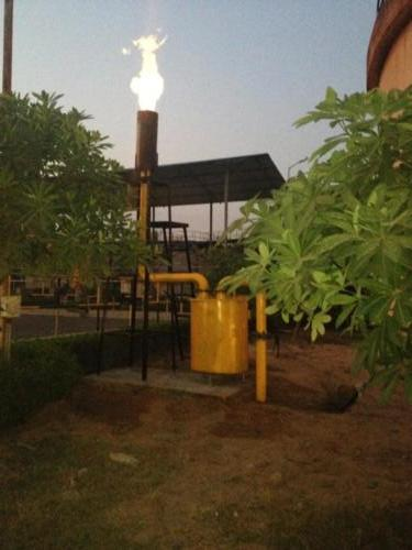 Biogas Flare System