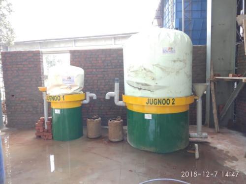 Jugnoo - Portable, Scalable, manageable, Modular  bioggas plants